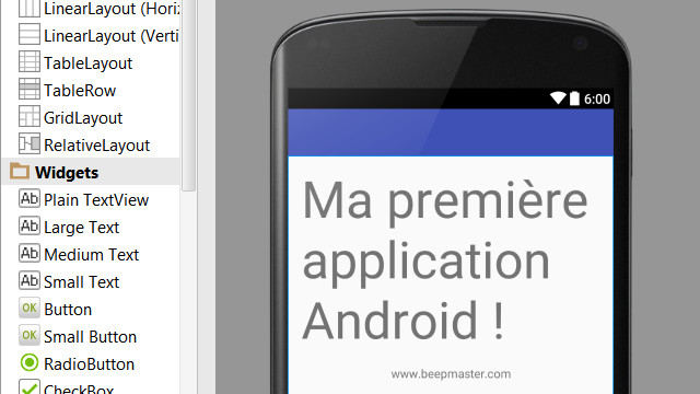 Formateur ANDROID